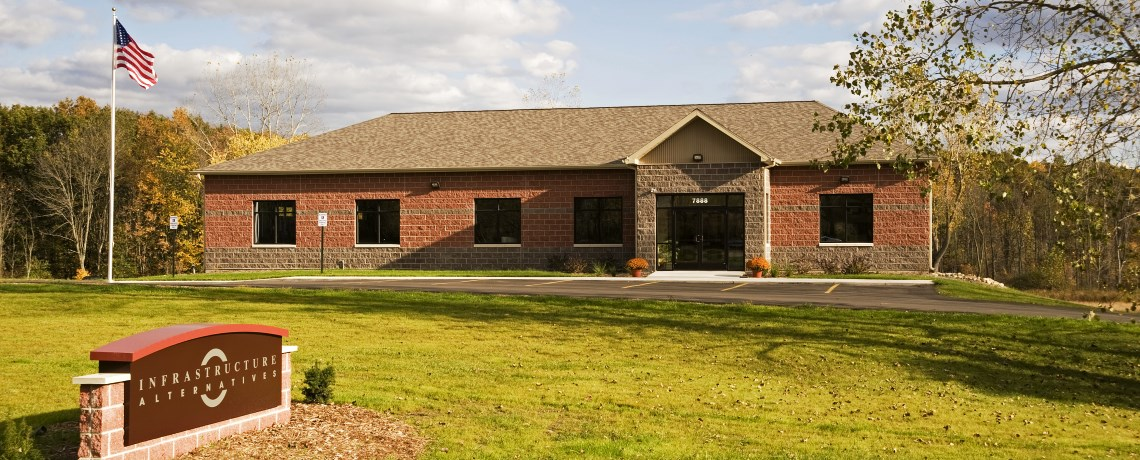 IAI new offices in Rockford, Michigan