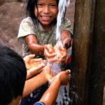 Rydbeck Makes Trip with Safe Water in Ecuador Group