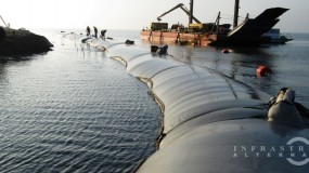 Geotextile Tube Structures