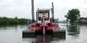 Conner Creek CSO Dredging Project
