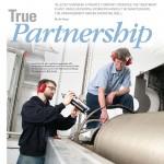 Leoni Township/IAI Partnership in TPO Magazine