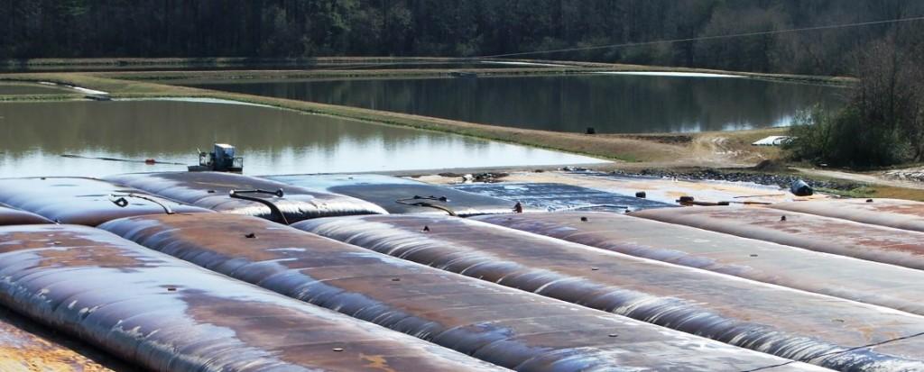 Wastewater Lagoon Dredging