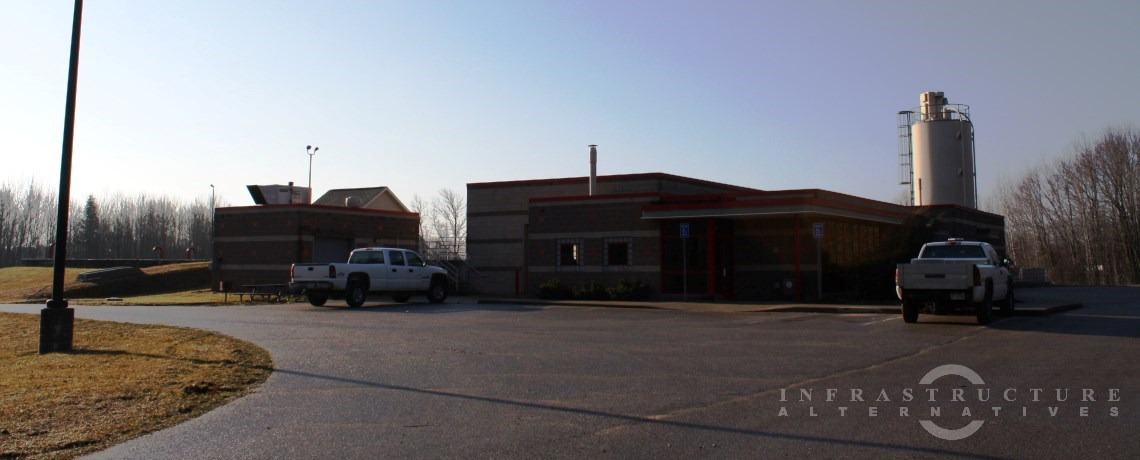 Cedar Springs Wastewater Treatment Plant