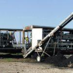 Industrial wastewater sludge dredging & belt press dewatering project