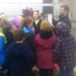 Keicher 5th Graders Tour Leoni Township WWTP