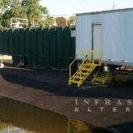 River Raisin PCB Dredging Water Treatment