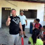 Lewis Volunteers to Help Build Church in Panama