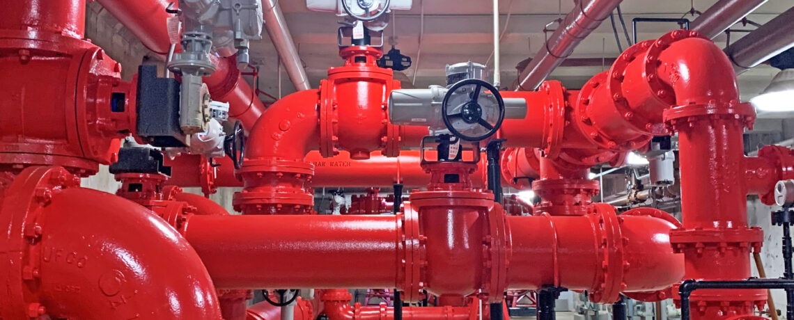 Mechanical Services for Water & Wastewater Utilities
