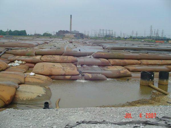 Sediment Consolidation Facility, 07-04-2007