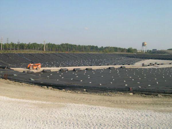 Sediment Consolidation Facility, 09-08-2006