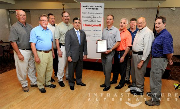 2014-06-26 WEDA Safety Award Luncheon