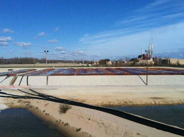 Sediment Consolidation Facility, 10-29-2012