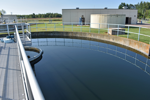 Biosolids thickener
