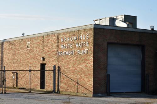 Menominee Wastewater Treatment Plant