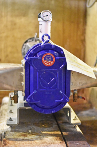 Sludge transfer pump