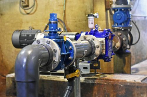 Sludge transfer pump