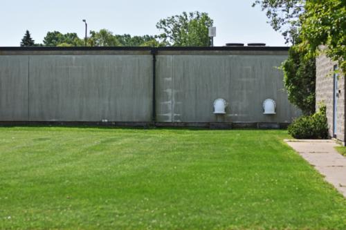 Groundwater storage tank