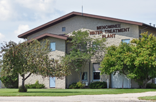 Menominee Water Treatment Plant