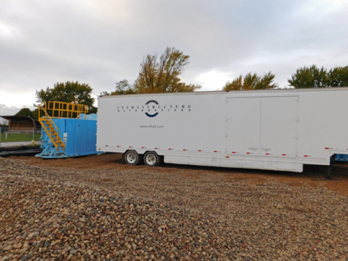 Mobile Water Treatment System @ Stevens Point MGP Site RAC