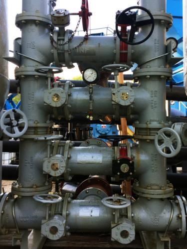 Filter valves